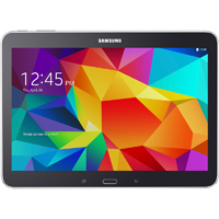 Samsung Galaxy Tab 4 10.1 in. 16GB Android 4.4 Black Tablet - SMT530NYKAXA - IN STOCK