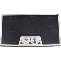 G.E. Profile PP962SMSS 36 in. Stainless Electric Cooktop - PP962SMSS - IN STOCK