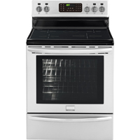 Frigidaire Gallery FGIF3061NF 5.4 Cu. Ft. Stainless 5 Burner Freestanding Induction Range - FGIF3061NF - IN STOCK