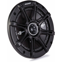 Kicker 6.5 Inch D-Series 2-Way Speakers  - 41DSC654 - IN STOCK