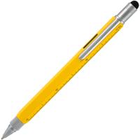 Monteverde Touch Screen Stylus Tool Ballpoint Pen - Yellow - MV35215 / 35215 - IN STOCK