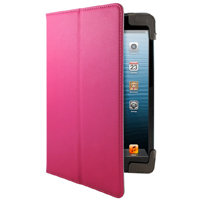 Lifeworks Turn Coat Universal Swivel Folio Case for 7/8 in. Tablets - Pink - LWT2010P - IN STOCK