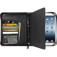 iHome Executive folio case for iPad Mini - IH-IM1180B / IHIM1180B - IN STOCK