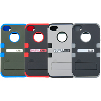 Bytech Shuttle 3 Layer Protective Case for iPhone 5s - SH101-IPH5 / SH101IPH5S - IN STOCK