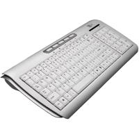 Case Logic Wireless 2.4Ghz. Multimedia Keyboard - White - KWD-102 / KWD102 - IN STOCK