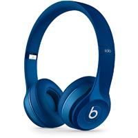 Beats By Dr. Dre Solo2 On-Ear Head Phones - Blue - B0518BLU - IN STOCK