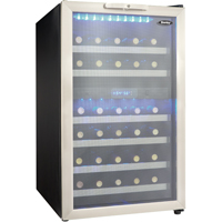 Danby 38 Bottle Duel Climate Zone Wine Cooler - DWC040A1BDB - IN STOCK