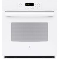 G.E. JK3000DFWW 27 in. White Single Wall Oven - JK3000DFWW - IN STOCK