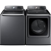 Samsung Platinum High Efficiency Washer/Dryer Pair - WA56H9000PR - IN STOCK