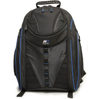 Mobile Edge Express 16 in. Laptop Backpack - Blue - MEBPE32 - IN STOCK