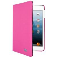 iHome Textured Swivel Folio for iPad mini - Pink - IH-IM1151U / IHIM115P - IN STOCK