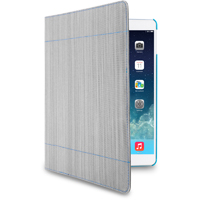 iHome iPad Folding Tablet Case - Off White - IH-IP1201WN / IHIP1201WN - IN STOCK