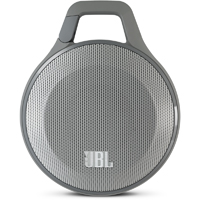 JBL Clip ultra portable rechargeable speaker - Gray - CLIPGRYAM - IN STOCK