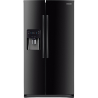 Samsung RS25H5000BC 24.5 Cu. Ft. Black Side-by-Side Refrigerator - RS25H5000BC - IN STOCK