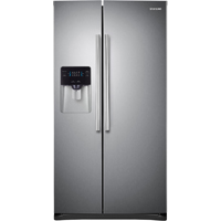 Samsung RS25H5000SR 24.5 Cu. Ft. Stainless Side-by-Side Refrigerator - RS25H5000SR - IN STOCK
