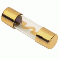 Metra 5-Pack 40 AMP AGU Gold Plated Fuses - R4AGU40-5 / R4AGU405 - IN STOCK