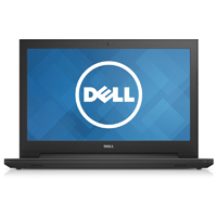 Dell Inspiron 15.6 in. Touchscreen, AMD A4-6210, 4GB RAM, 500GB Hard Drive, Windows 8.1 Notebook - I35412000BLK - IN STOCK