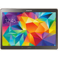 Samsung Galaxy Tab S 10.5 in. 16GB Android 4.4 Bronze Tablet - SM-T800NTSAXAR / SMT800NTSAXA - IN STOCK