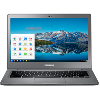 Samsung Chromebook 13.3 in., Exynos 5 Octa 5800, 4GB RAM, 16GB Solid State Drive, Google Chrome, Notebook - XE503C32-K01US / XE503C32K01U - IN STOCK