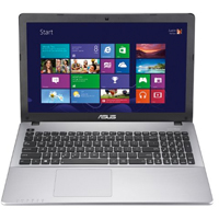 Asus 15.6 in., Intel Core i5-4210U, 8GB RAM, 500GB Hard Drive, Windows 8.1 Notebook - R510LAV-RS51 / R510LAVRS51 - IN STOCK