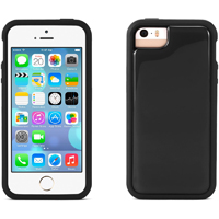 Griffin Identity for iPhone 5s - BonBon Black - GB38990 - IN STOCK