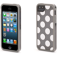 Griffin Identity for iPhone 5/5s - Dots All Folks White - GB38059 - IN STOCK