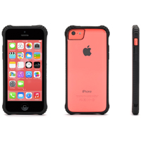Griffin Survivor Clear for iPhone 5c - GB38223 - IN STOCK