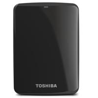 Toshiba 500GB Canvio� Connect Portable Hard Drive - Black - HDTC705XK3A1 - IN STOCK