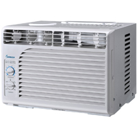 Impecca IWA05NM 5,000 BTU Mechanical Mini Window Air Conditioner - IWA05NM - IN STOCK