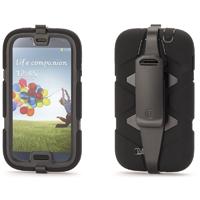 Griffin Survivor for Samsung Galaxy S4 - Black - GB37803 - IN STOCK