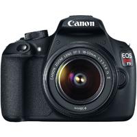 Canon EOS Rebel T5 18.0 MP DSLR W/ EF-S 18-55mm IS II Kit Lens - Rebel T5 / 9126B003 / EOSREBELT5 - IN STOCK