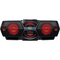 Sony Portable NFC Bluetooth Wireless Boombox Speaker System - ZS-BTG900 / ZSBTG900 - IN STOCK