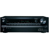 Onkyo 5.1-Channel 3-D Ready Home Theater Receiver - TX-SR333 / TXSR333 - IN STOCK