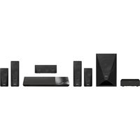 Sony Full HD Blu-Ray Disc� Home Theater System - BDV-N5200W / BDVN5200 - IN STOCK