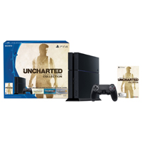 Sony PlayStation 4 Uncharted: The Nathan Drake Collection Bundle - PS4CONSOLE - IN STOCK