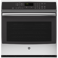 G.E. Profile PT7050SFSS 30 in. Stainless Convection Single Wall Oven - PT7050SFSS - IN STOCK
