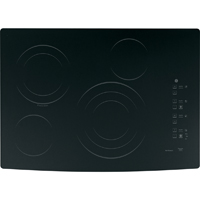 G.E. Profile PP945BMBB 30 in. Black Electric Cooktop - PP945BMBB - IN STOCK