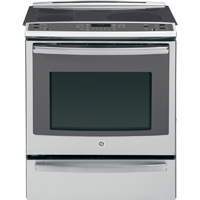G.E. Profile PS920SFSS 5.3 Cu. Ft. Stainless 5 Burner Slide-in Range - PS920SFSS - IN STOCK
