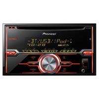 Pioneer 2-DIN CD Receiver w/ Bluetooth, Siri Eyes Free, & Customization - FH-X720BT / FHX720 - IN STOCK