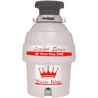 Waste King Legend L-3300 EZ-Mount Disposer - L-3300 - IN STOCK