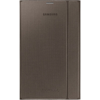 Samsung Tab S 8.4 Book Cover - Titanium Bronze - EFBT700WSEGU - IN STOCK