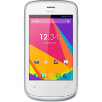 BLU Dash JR K Dual SIM Android Smart Phone - Unlocked - D140KWHT - IN STOCK
