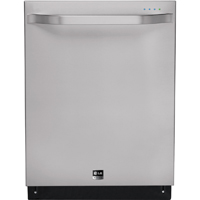 LG Studio LSDF9962ST Stainless Steel Tall Tub Built-In Stainless Dishwasher - LSDF9962ST - IN STOCK