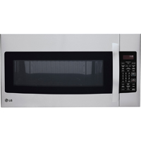 LG LMVH1711ST 1.7 Cu. Ft. 1500W Stainless Over-the-Range Microwave Oven - LMVH1711ST - IN STOCK