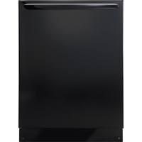 Frigidaire Gallery FGID2466QB Tall Tub Built-in Black Dishwasher - FGID2466QB - IN STOCK