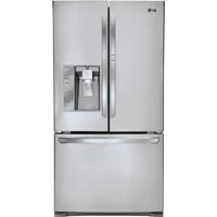 LG LFXS29766S 28.5 Cu. Ft. Stainless French Door-in-Door Refrigerator - LFXS29766S - IN STOCK