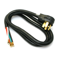 Certified Appliance 10-Foot 4-Wire Dryer Cord - 10FT4PRNGDRY - IN STOCK