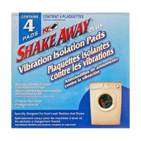 Shake Away Pads - TJ13131-CD / SHAKEAWAY - IN STOCK