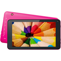 Supersonic 7 in. 4GB Android 4.2 Pink Tablet - SC2207PINK - IN STOCK