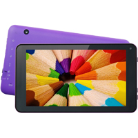 Supersonic 7 in. 4GB Android 4.2 Purple Tablet - SC2207PUR - IN STOCK